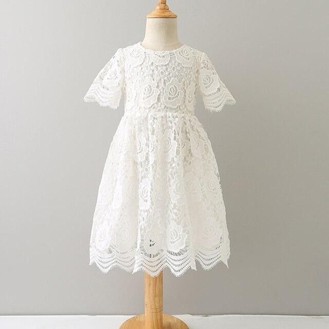 witte jurk meiden