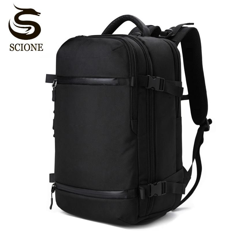 USB Charging Backpack Men travel pack Bag Luggage Backpack Large Capacity Multi functional Waterproof laptop backpack