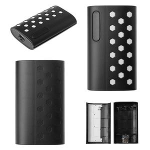 Image 2 - Usb 3x18650 carregador de bateria titular power bank caixa de armazenamento caso kit diy