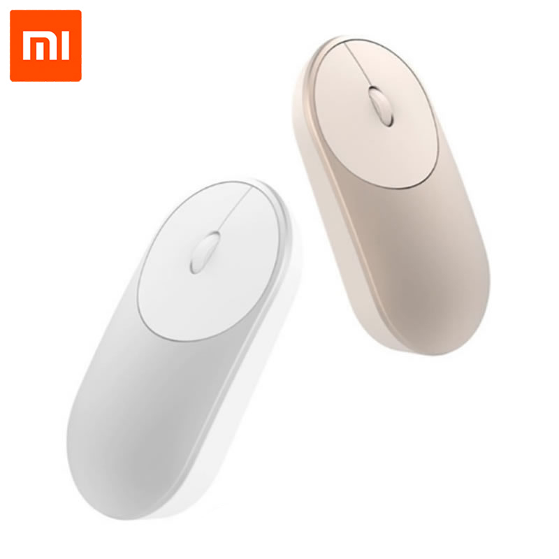 Xiaomi Mi Mini Wireless Mouse Aluminium Alloy ABS Material Support 2.4Ghz Wifi Bluetooth 4.0 For Windows 8 Win10 Laptop ComputerXiaomi Mi Mini Wireless Mouse Aluminium Alloy ABS Material Support 2.4Ghz Wifi Bluetooth 4.0 For Windows 8 Win10 Laptop Computer