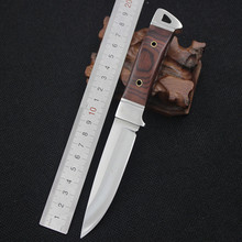Classical K90 Fixed Knife 57HRC Tactical Hunting Knife Outdoor Survival Tools Camping Survival Knife Free Shipping