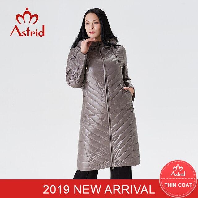 2019 Женское зимнее пальто новое женское длинное хлопковое с капюшоном приталенное зимнее женское пальто Верхняя одежда парки для зимы новый стиль AM2233