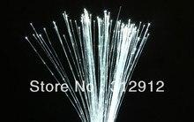 1*1,0mm (1500 m/rolle) Seite glow funkeln wasserfall vorhang; in klar PVC abdeckung