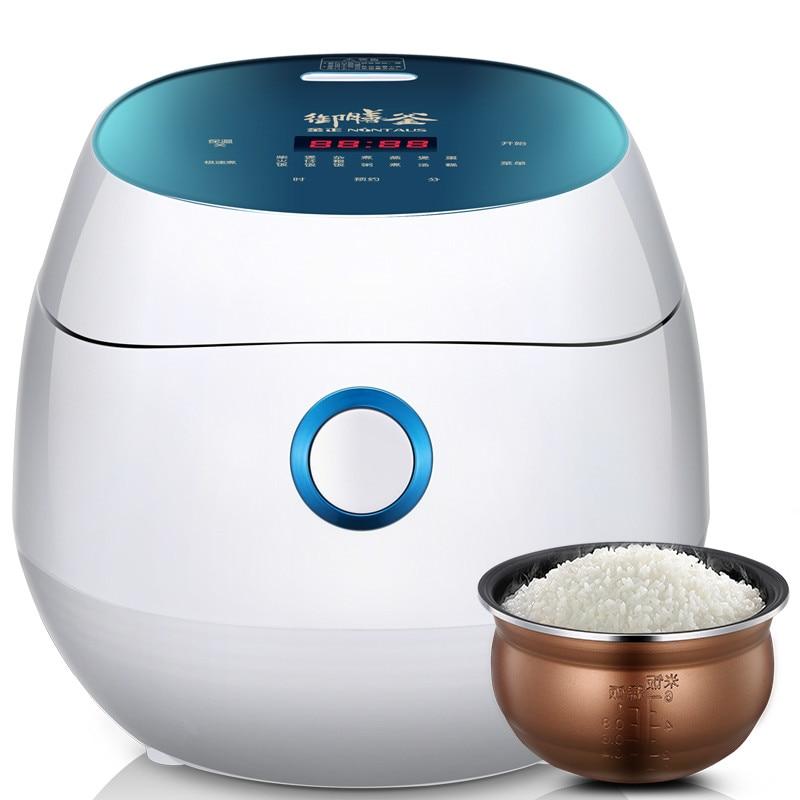 Electric Intelligent Multi Rice Cooker 3L 220V for 1-4 People 24h Reservation Timing Rice Maker Mini Steamer Boiler Cake Maker все цены