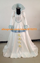 Aldnoah Zero The Princess of Mars Asseylum Vers Allusia Anime Custom Made Cosplay Dress