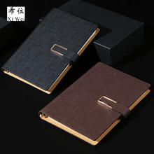 Simple Business Loose Leaf Notepad A5 Student Creative Notebook Removable