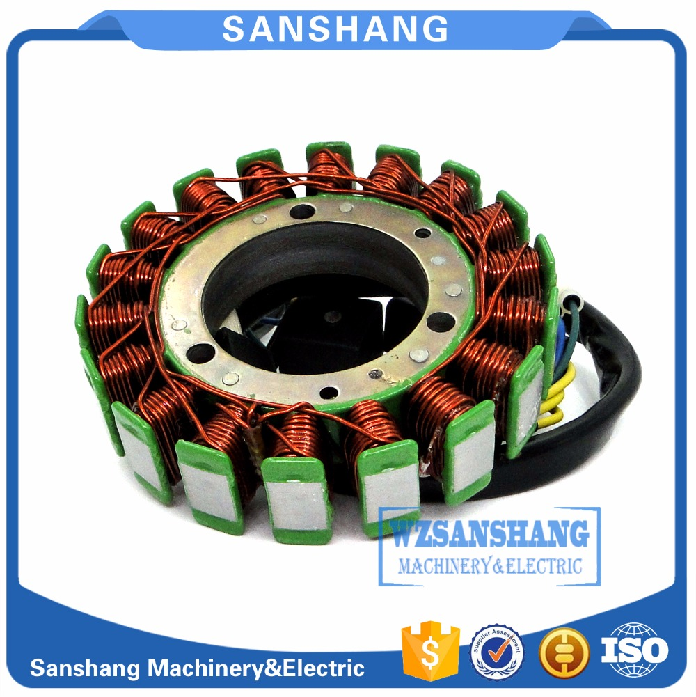 US $43 71 |CFMOTO CF500/CF600 X5 X6 Z6 Magnetic motor stator/Magneto coil  part no  0180 032000-in Motorbike Ingition from Automobiles & Motorcycles  on