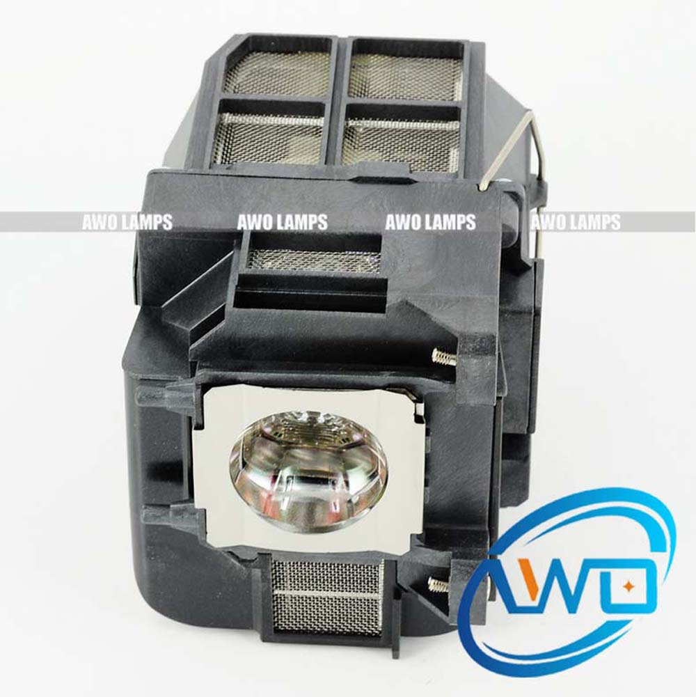 High Quality Replacement Projector Lamp ELPLP74 /V13H010L74 for EPSON EB-1930/EB-1935/ Powerlite 1930 lampe 150 Day Warranty happybate elplp46 projector replacement lamp for eb 500kg powerlite pro g5350nl eb g5200 eb g5350 eb g5300 eb g5200w