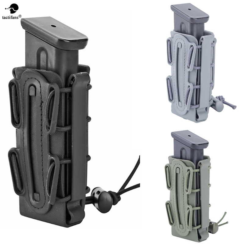 Sports & Entertainment Fast Mag Magazine Pouch Tactical Millitary Molle Belt Fastmag Holster Belt Clip Airsoft Shell Mag Set For Asw338 L96a1 M82a1