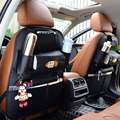 Car Multi-Pockets Seat Back Organizers Drinks Holder Travel Storage Bag Car Seats Storage Organizers for Car  Pocket Bag