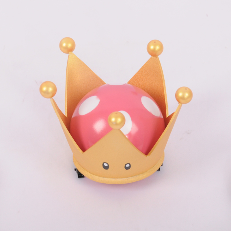 Bowsette Kuppa Koopa Princess Leather Neck//Arm Ornaments Horns Cosplay Accessory