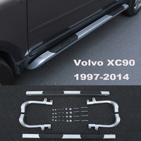 Для Volvo XC90 1997 2014 автомобилей работает Панели Авто шаг в сторону бар педали Высокое качество Фирменная новинка оригинальный моделей Nerf бары
