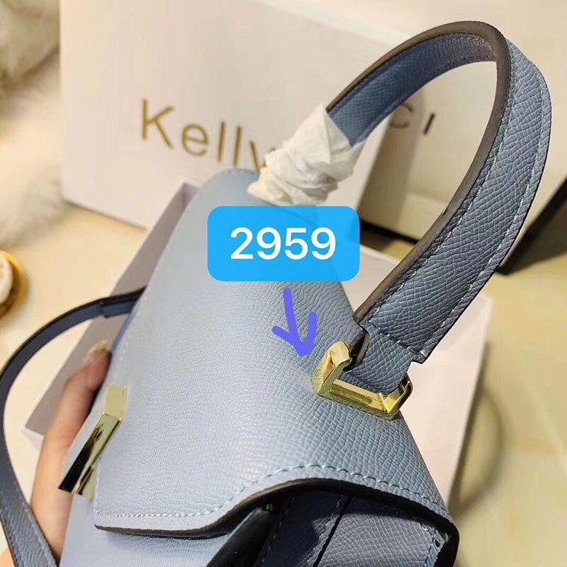 20pcs Bag Handbag Purse Strap Handles Connector Screw