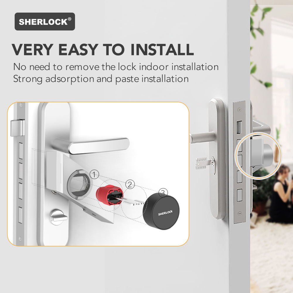 Sherlock Smart Door Lock 3