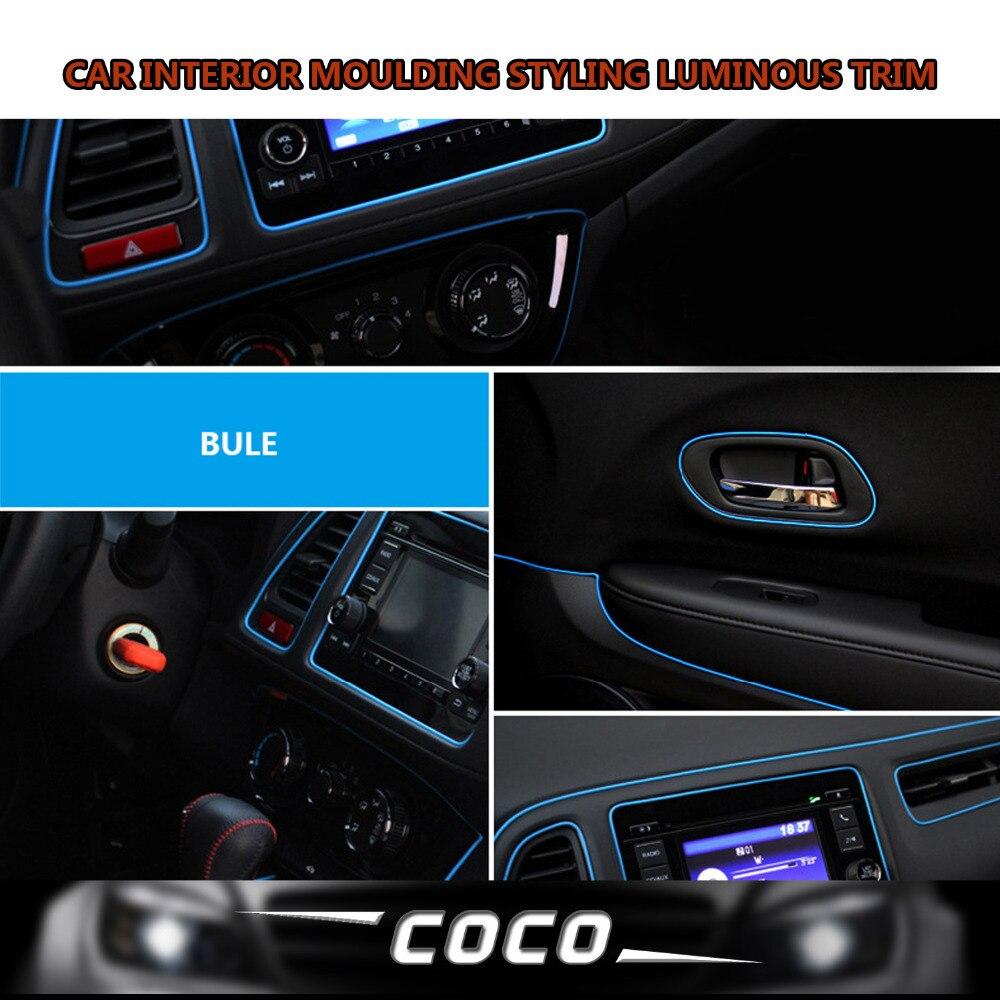20M 787 font b Car b font font b Interior b font Styling Grille Switch Rim