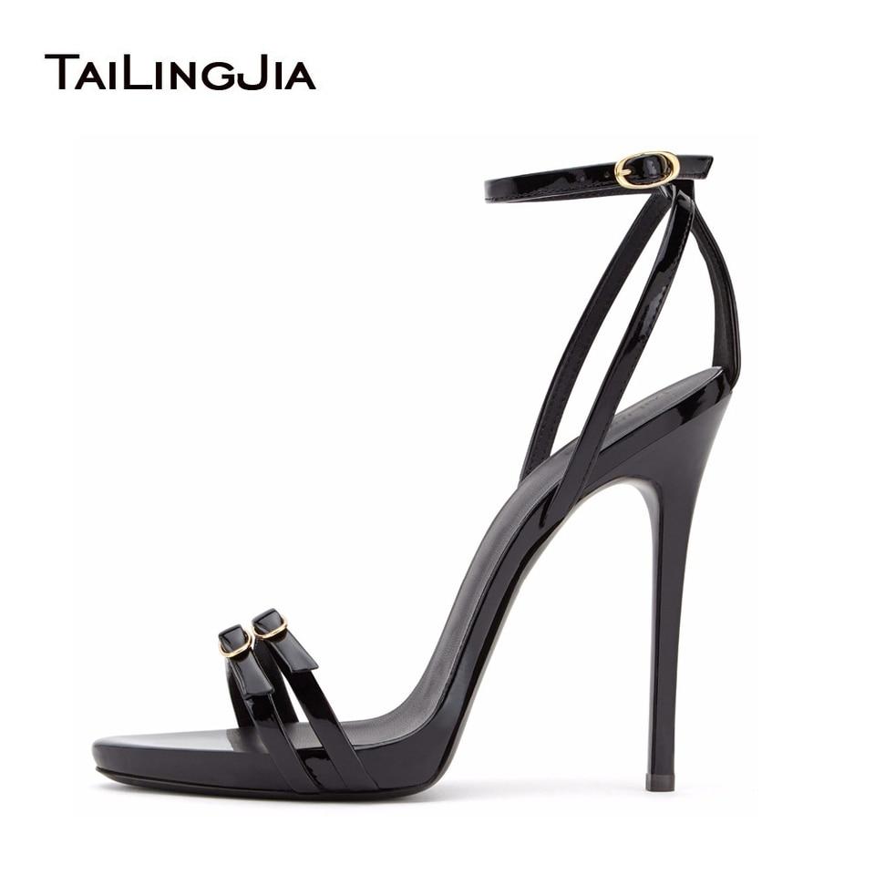 Women Strappy Heels Evening High Heel
