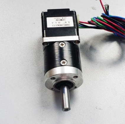 3pcs/lot 51: 1 Planetary Nema11 Stepper motor cable length 28 mm Nema 11 Motor Stepper motor