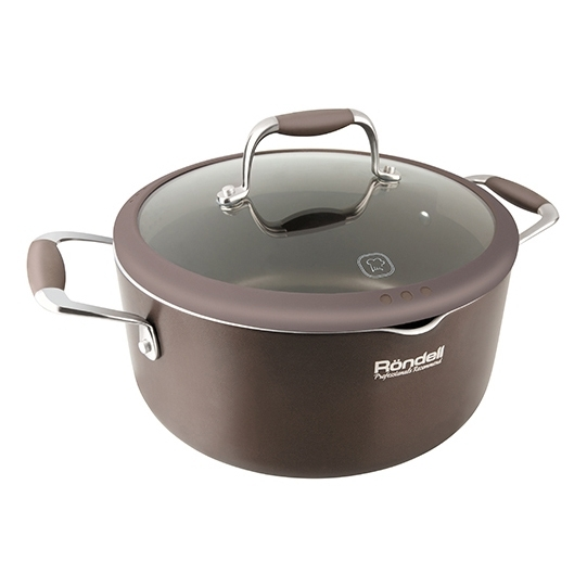 Saucepan with cover Rondell RDA-554