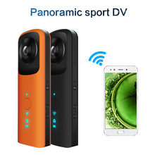 360 Action Camera Mini Wifi Panoramic Camera 2448*2448 Sport Driving VR Camera for oppo xiaomi yi Smartphone phone