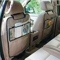 Niños accesorios del coche 2016 1 unids cubiertas de coche auto parte posterior de asiento de coche cubre protector kick para arac aksesuarlari envío gratis