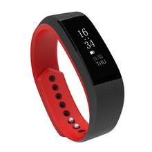 HL 2017 W808S Heart Rate Waterproof Smart Bracelet Watch Wristband Sport Fitness Track drop shipping aug16