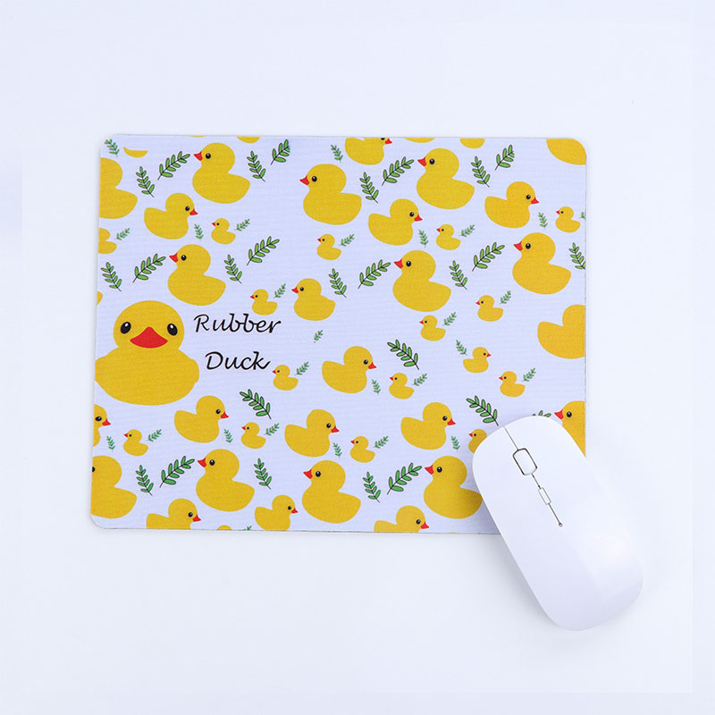 NoEnName_Null 2018 New Rubber Creative Cartoon Mouse Pad Trumpet Cute Simple Thickened LOL Gaming Computer Office Mouse Pad