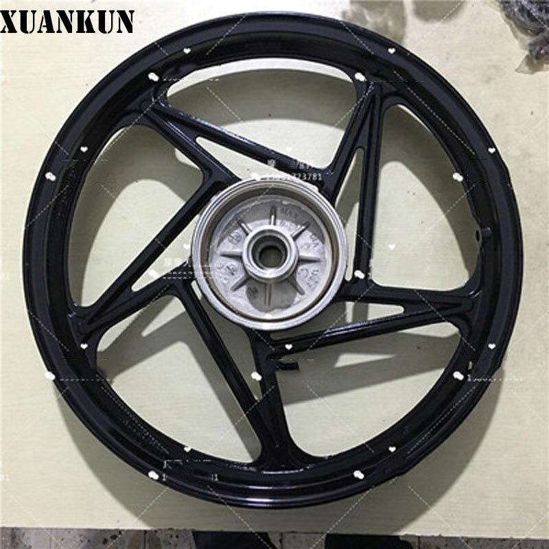 XUANKUN HJ125K-3A EN125-2F 2A EN150-3 Steel Wheel Hub Wheel