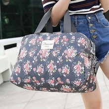 2018 Hot Women Lady Large Capacity Floral Duffel Totes Sport