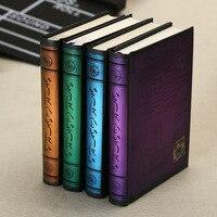 32k Pu Stamp Paper Horizontal Core Of The Core Retro Notebook Notepad European Creative Diary Magic