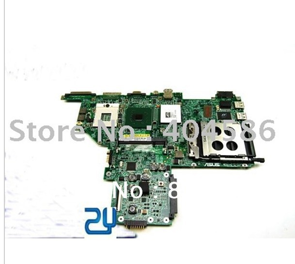 M6VA laptop motherboard M6V M6C M6N M6NE motherboard tested by system LAPTOP CASE