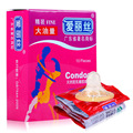 10Pcs/pack Large Oil Quantity Condoms Natural Latex Safer Contraception Penis Sleeve Preservativos Sex Toys for Men Sex Tool