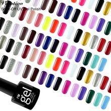 Verntion Quality 8ml Long Lasting Gel Varnish Colorful Polishes Nair Art Pink Series in 29 Colors Soak off UV Gel Nail Polish