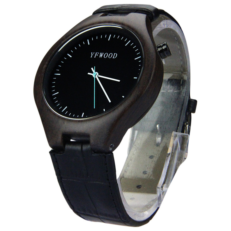 2018 Casual Fashion Quartz Watch Men Watches Top Luxury Brand Wood Wrist Watch Male Clock For Women Hodinky Relogio Masculino