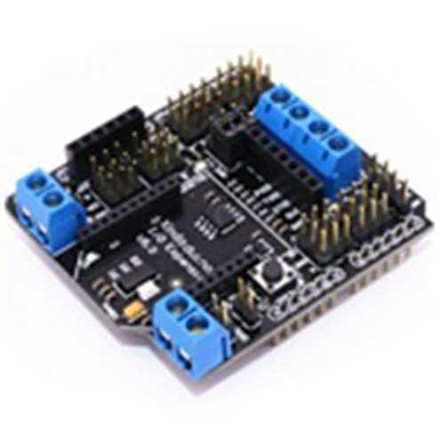 Xbee capteur extension plaque contenant V5 RS485 numérique sans fil bluetooth interface