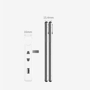 Image 4 - Presa a muro wifi Multi funzione di presa casa intelligente wifi home scheda di collegamento USB di smart desktop presa di parete di arrampicata multi  spina striscia