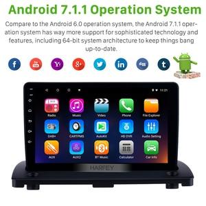 "Image 2 - Harfeyรถ 4 Core HD 2DIN 9 ""สเตอริโอบลูทูธAndroid 10.0 GPS NaviสำหรับVolvo XC90 2004 2005 2014 เครื่องเล่นมัลติมีเดียวิทยุRDS"