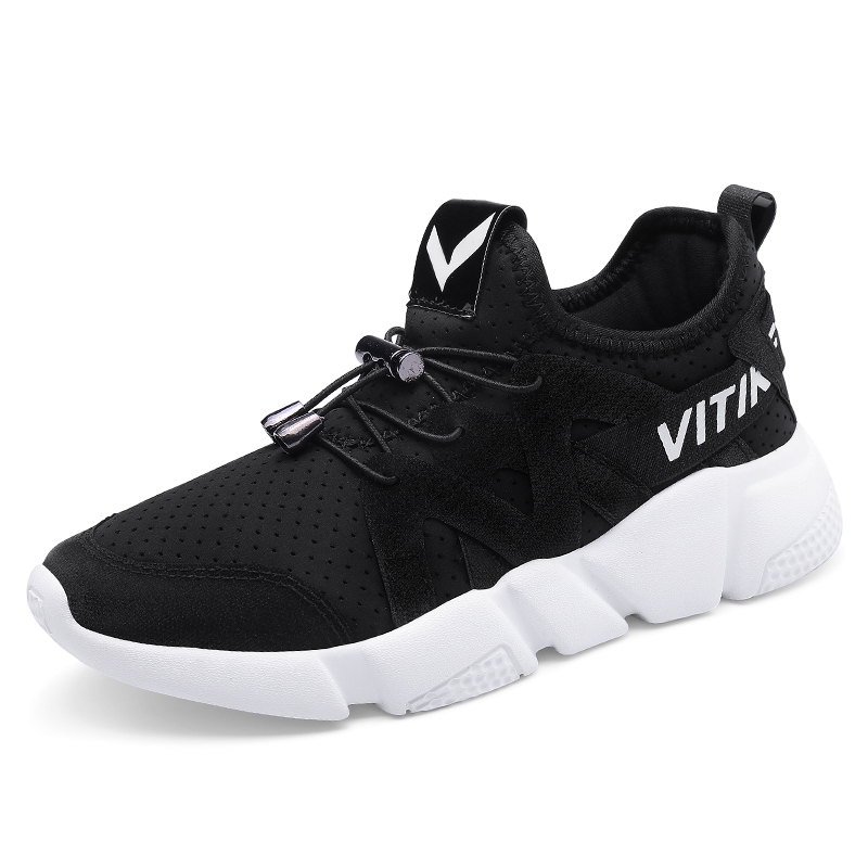 Spring 2018 Children Shoes Boys 2017 Brand Casual Girl Sneakers Black White Trainers Sport Toddler Running Shoes Tenis Infantil