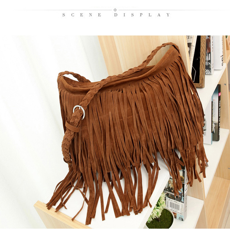 Fringe Tassel Hot Summer Vintage Bag