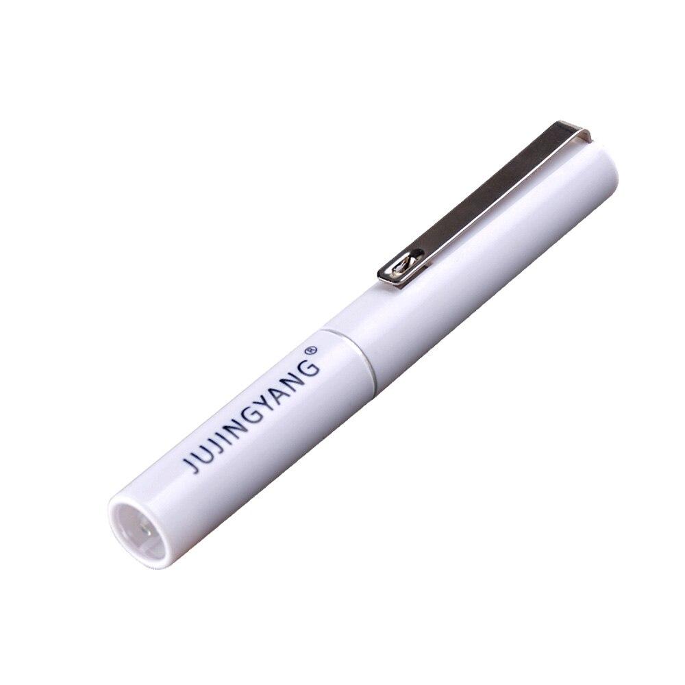 Promotion 0.5w LED médical mini lampe de poche stylo en forme de torche LED lampe de poche pour médecin, dentiste, Camping, ménage