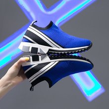 Summer Breathable Women Men Sneakers Lightweight Flats Mesh Male Casual Mesh Couple