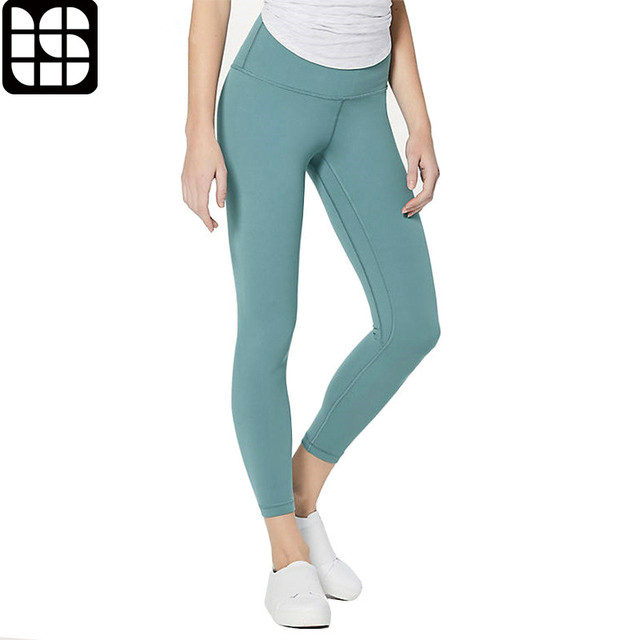 dcffe3d1300f98 LISM Super Soft Hip Up Yoga Fitness Pants Women 4-Way Stretchy Sport Tights  Anti-sweat High Waist Gym Athletic Leggings