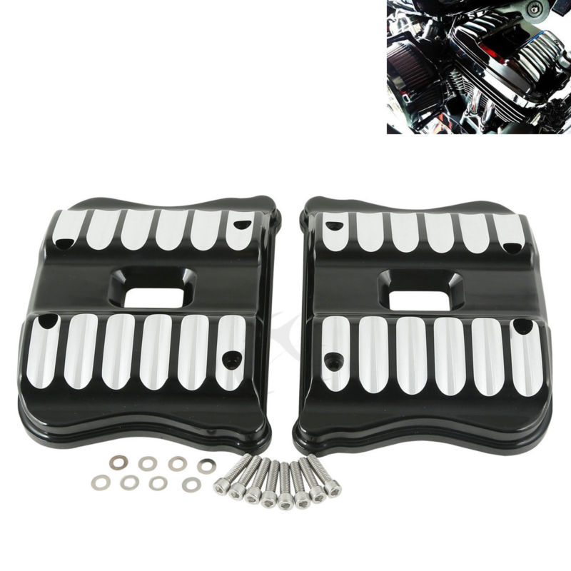 цены Rocker Box Covers CNC For Harley 04-17 Sportster Custom XL 1200 Iron 883 Seventy Two Forty Eight Roadster Low Customs Sports