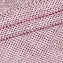 Джерси жаккард с геометрическим узором 140 см ширина ткань для одежды и моды продается на метраж