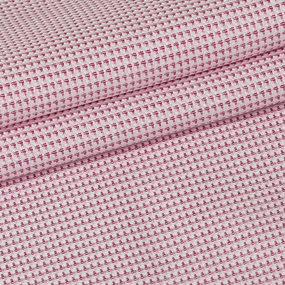 Jersey Geometric Jacquard 140 Cm Width Fabric For Apparel And Fashion Sold By The Meter