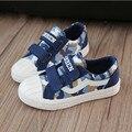Los niños de la lona shoes kids shoes for girl niños casual shoes 2017 nueva primavera otoño niños sneakers niños solos shoes