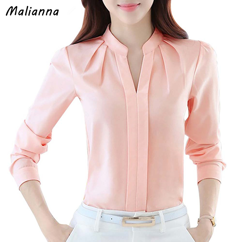 Popular Woman Business Shirt Pink-Buy Cheap Woman Business Shirt ...