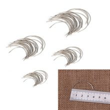 25pcs/set Curved Mattress Needles Hand Needle Jewelry Tools