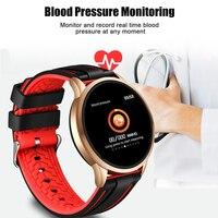men waterproof LIGE Sport Bracelet Men smartwatch Women IP67 Waterproof Fitness Tracker LED Screen heart rate Monitor Pedometer Smart Wristband (3)