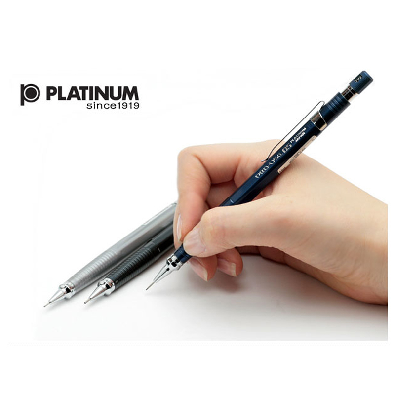[ PLATINUM ] MSD-300 Mechanical Pencil Special Pencil 0.3 / 0.5 / 0.7mm Mechanical Pencil Made in Japan Drawing Professional