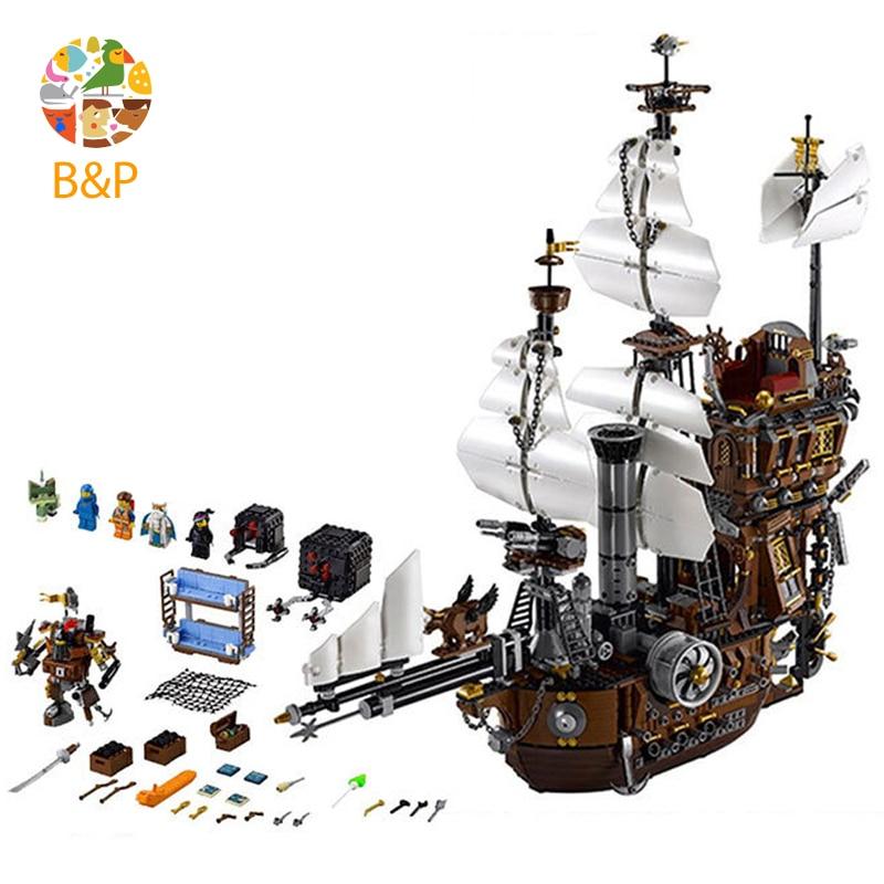 lepin Legoing 70810 2791Pcs Movies Series Pirate Ship Metal Beard's Sea Cow Building Block Bricks Toys for Children Gift 16002 текстовый процессор рог изобилия секс насилие смысл абсурд сборник